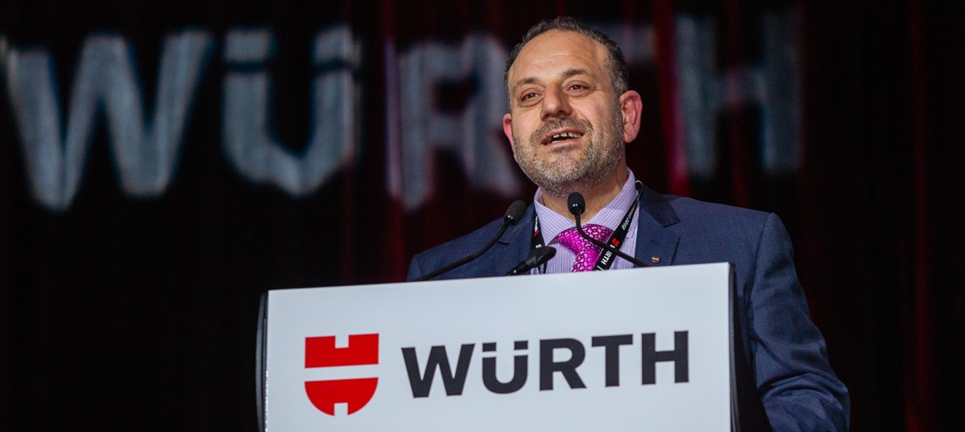 Serge Oppedisano - Senior Vice President of the Wurth Group & CEO Wurth Australia