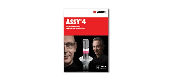 Browse through the brochure Wurth ASSY4 Screw Range