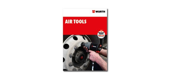 Check out Wurth's range of Air Tools