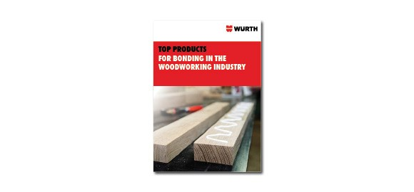 Take a look into the booklet Wurth Bonding in Woodwork