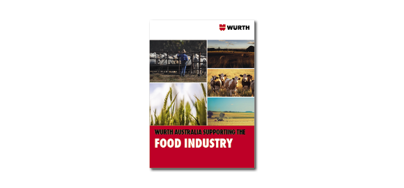 Take a look into the booklet Wurth Food Industry