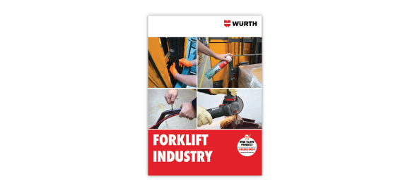 Flip through the brochure Wurth Forklift Industry