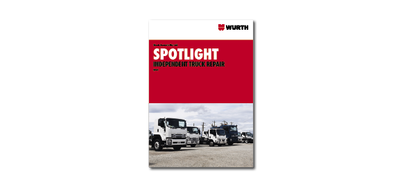 Take a look into the brochure Wurth Independent Truck Repair