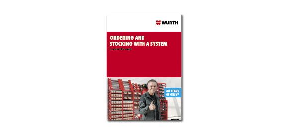Browse through the brochure Wurth ORSY - Organised Systems