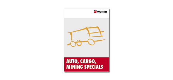 Check out the Wurth Cargo Specials