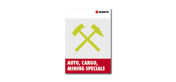 Check out the Wurth Mining Specials